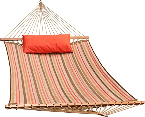Algoma 2790202203 Reversible Sunbrella Quilted Hammock