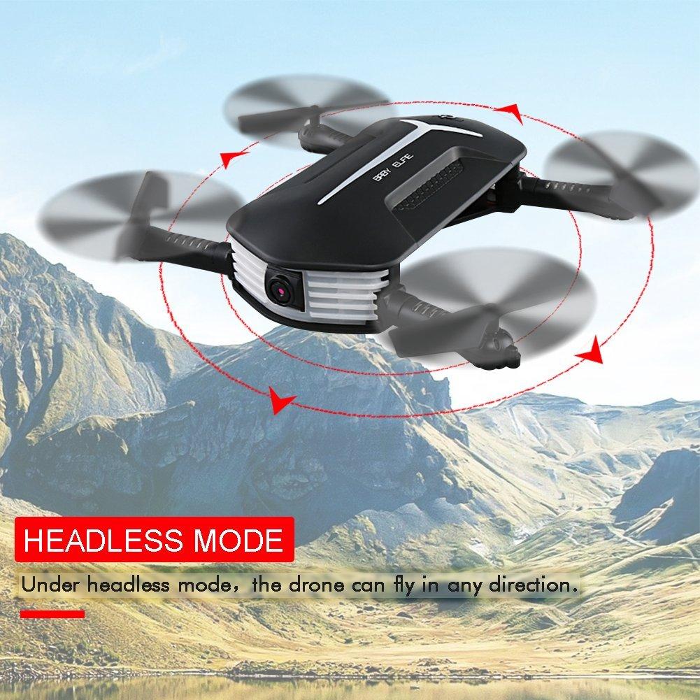 JJRC H37 Mini Baby Elfie WiFi FPV 720P Camera Quadcopter Foldable G-Sensor Mini RC Selfie Drone