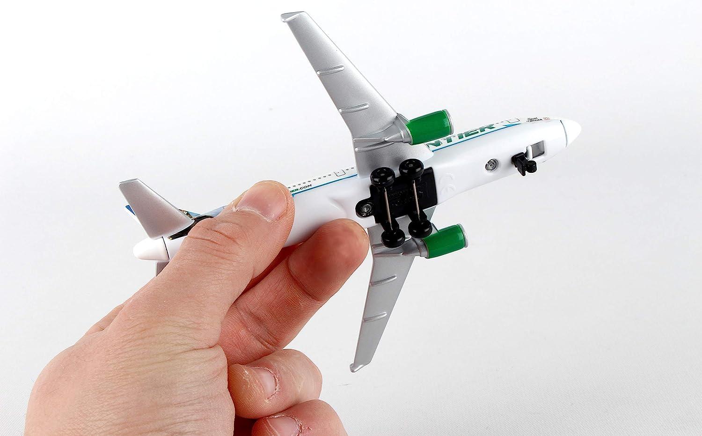 Daron Premier Planes diecast metal jouet avion Frontier RT7594