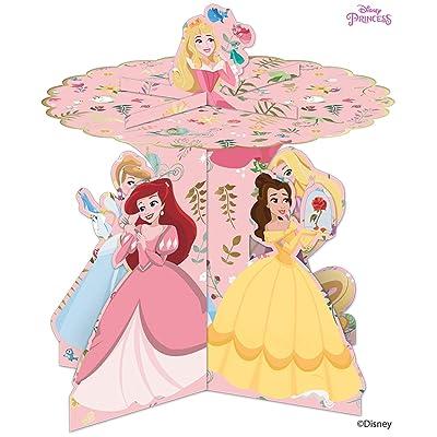 Procos Disney Princess True Princess Party Cupcake Stand: Grocery & Gourmet Food