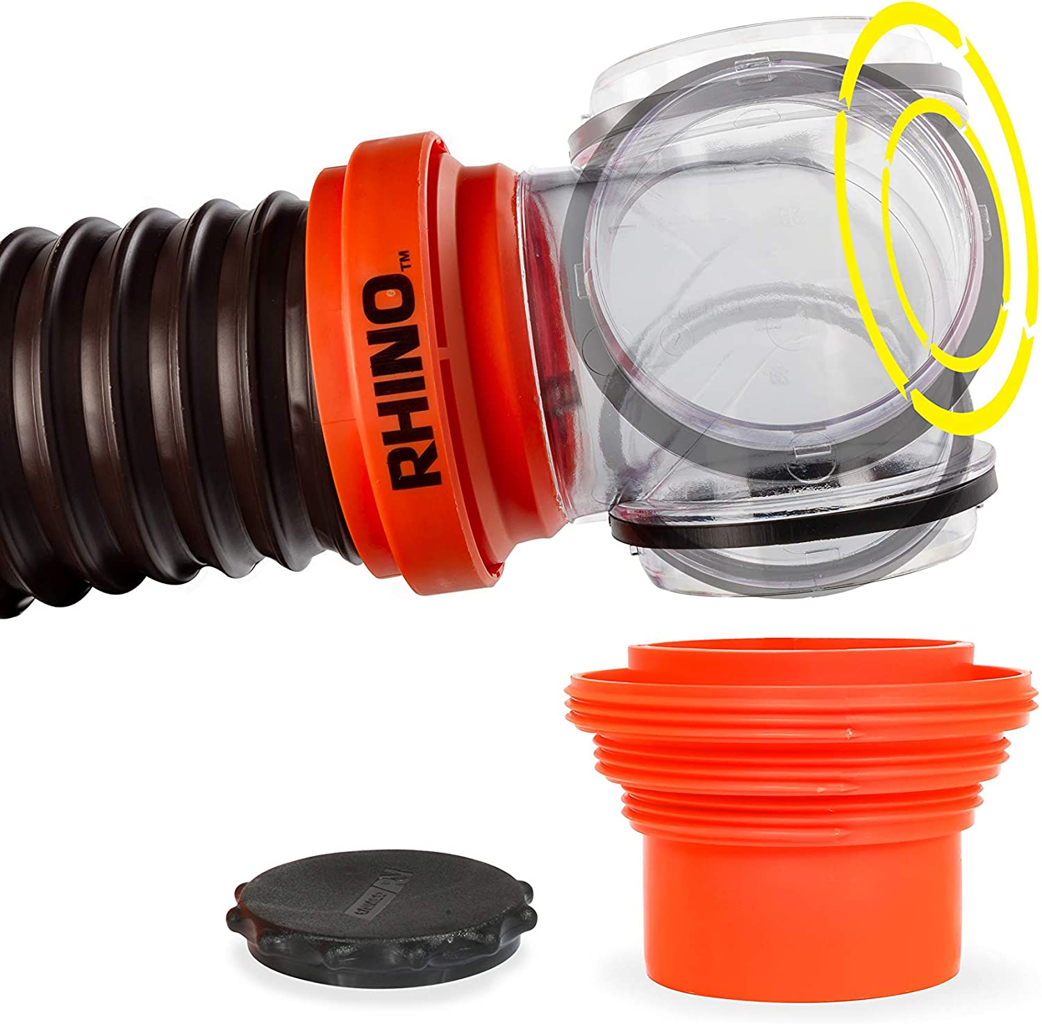 Camco 39761 Rv Sewer Fittings Auto