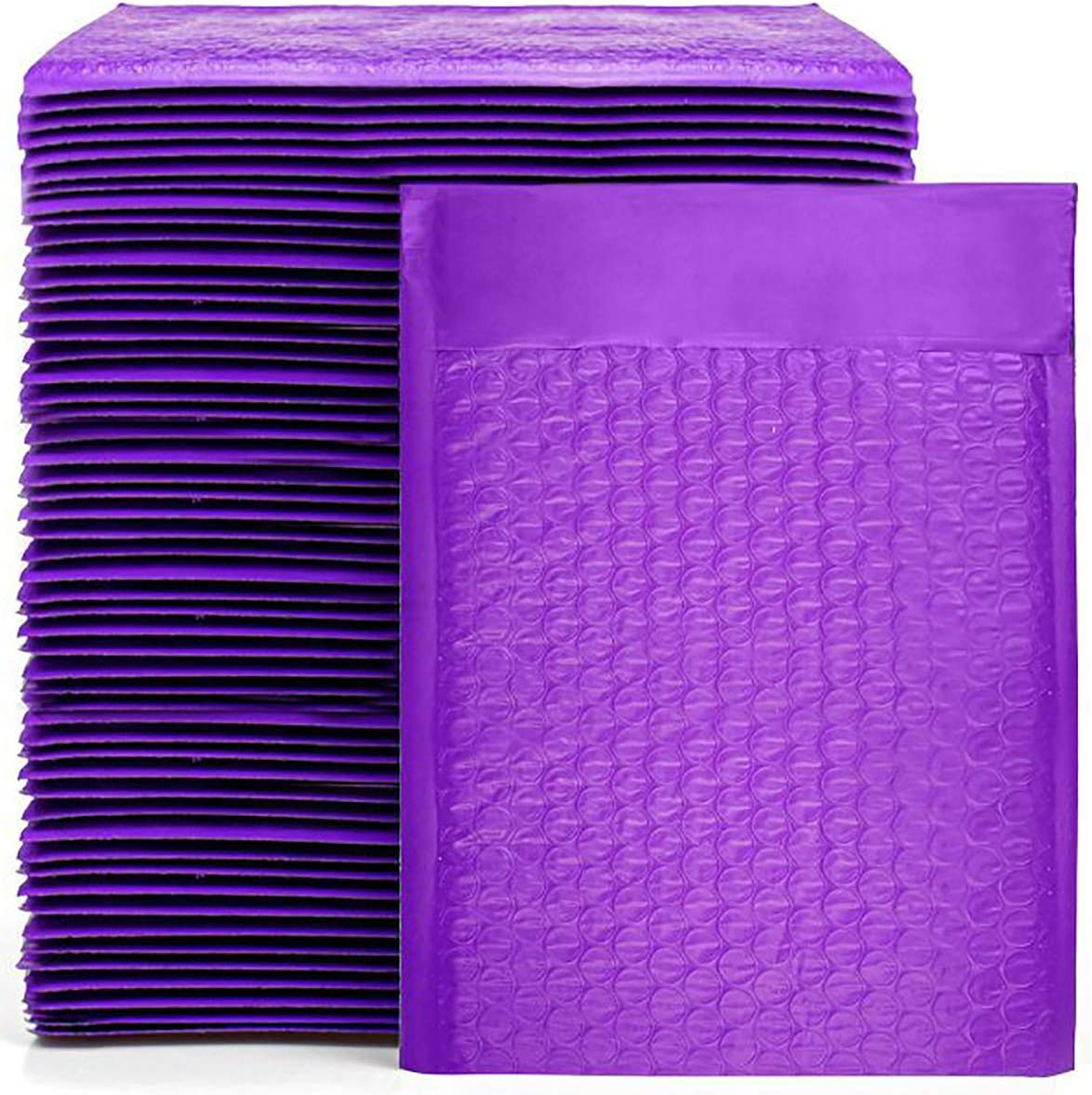 Bubble Mailers ~ Purple 6x10 ~ Packaging Shipping Supplies ~ Envelope