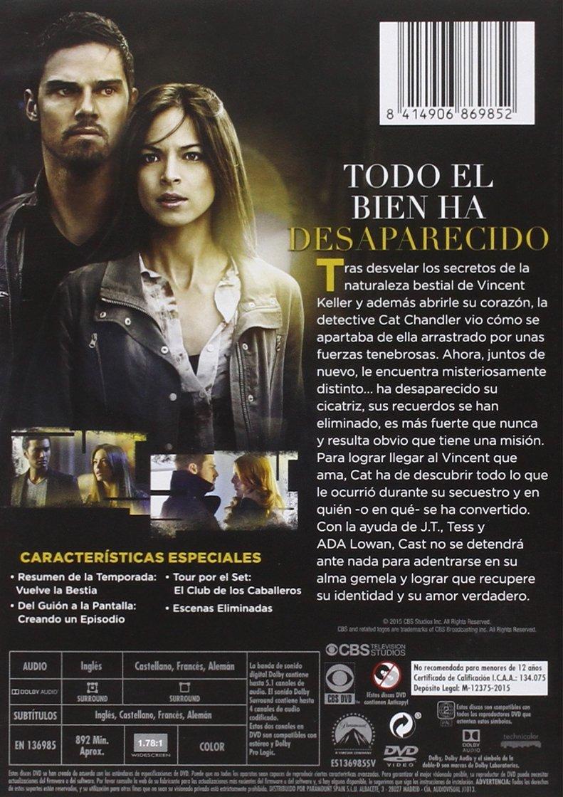 Bella Y Bestia - Temporada 2 [DVD]: Amazon.es: Kristin Kreuk ...