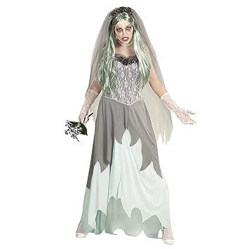 WIDMANN Disfraz de adulto Zombie novia: Amazon.es: Juguetes y juegos