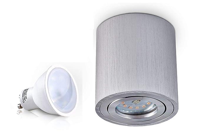 Plafoniere Da Incasso : Plafoniera da incasso palermo faretto 1 w luce di colore bianco