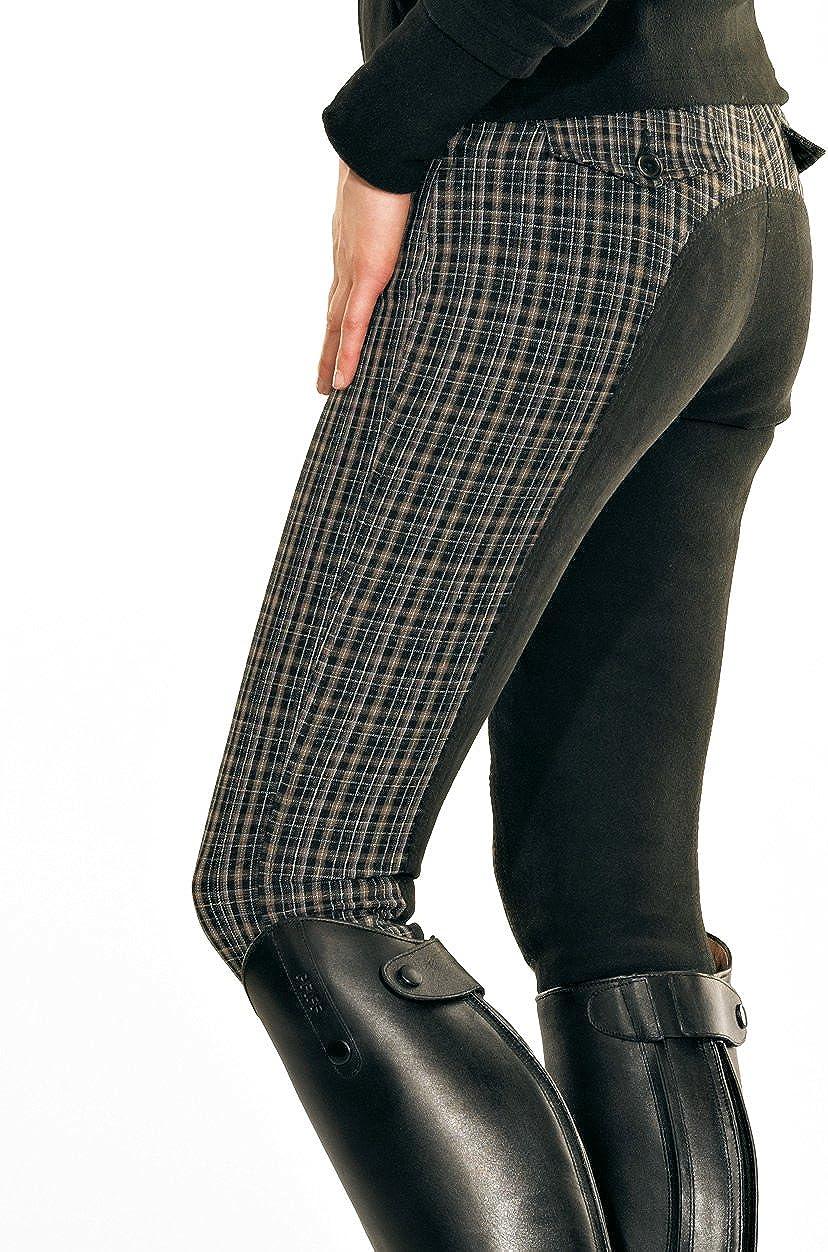 PFIFF Anna - Pantalones de equitación con culera para Mujer
