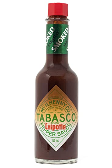 Tabasco Chipotle Pepper Sauce 150ml Amazon In Grocery Gourmet Foods