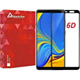 VALUEACTIVE Accessories For All 6D Full Glue Screen Guard Edge Protection Tempered Glass for Samsung Galaxy A9