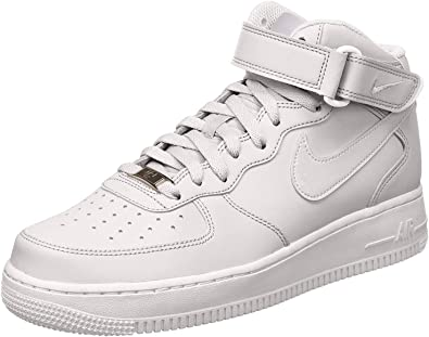 Nike Air Force 1 Mid 07 315123-111, Baskets Hautes Homme