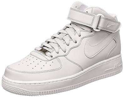 Nike Air Force 1 Mid 07 Zapatillas de Baloncesto, Hombre: Amazon ...