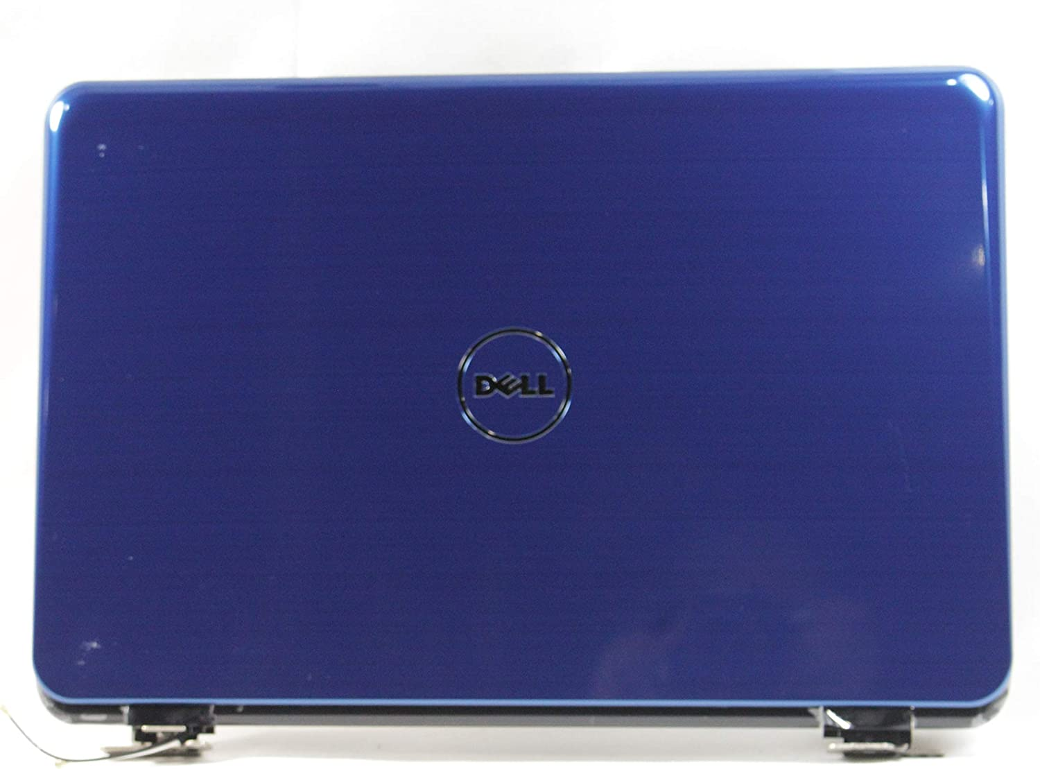 Dell Inspiron N4010 Blue Lcd Back Cover With Hinges - KXDFR Grade A