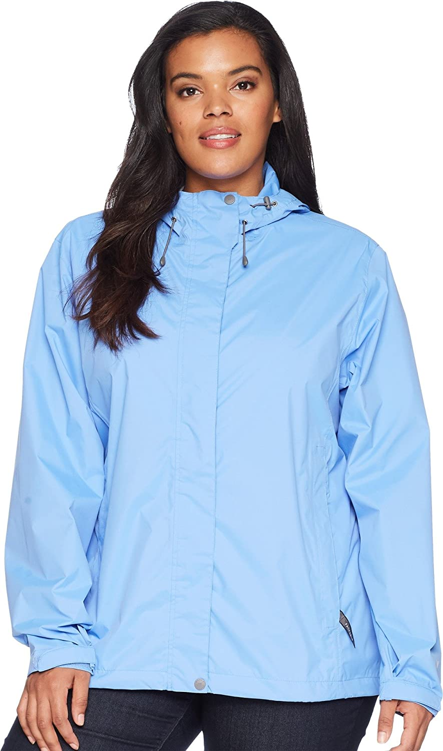 White Sierra Women's Trabagon Rain Shell - Extended Sizes X2207WX