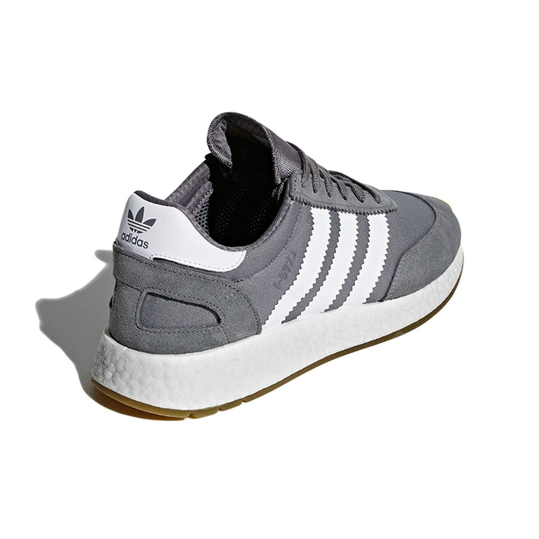 adidas Originals Iniki Runner I 5923, BB2092, BB2093. Sportschuhe Mann Marine und Weiß. Sneaker Boost