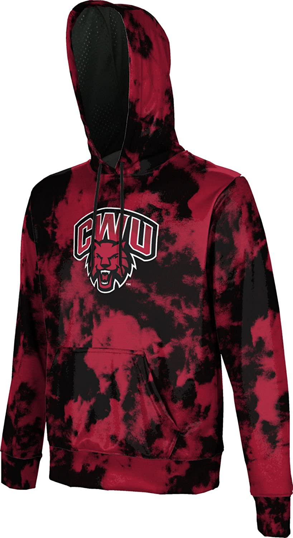 ProSphere Central Washington University Boys Hoodie Sweatshirt Grunge