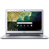 OfficeDepot.com deals on Acer Chromebook 15 15.6-in Touch Laptop w/Intel Celeron Refurb