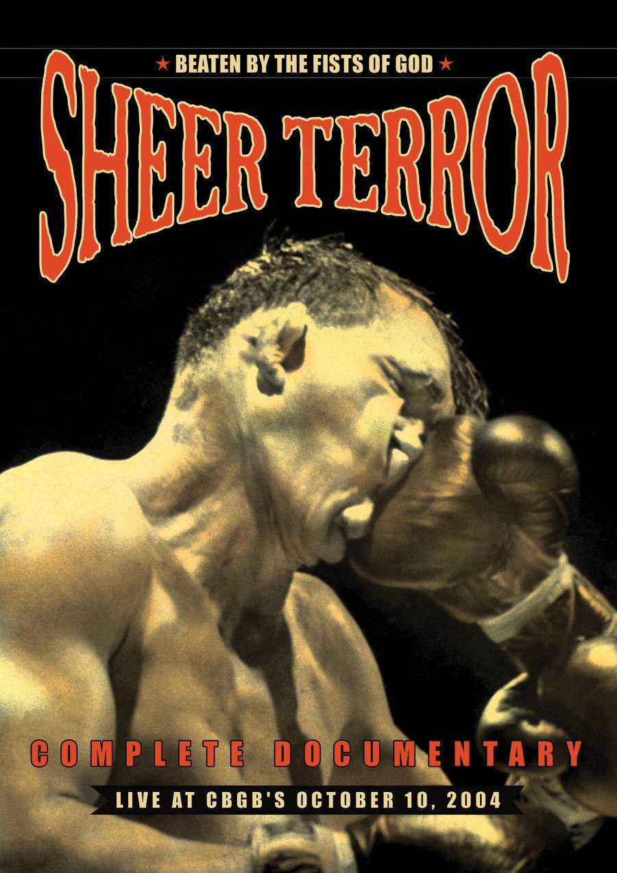 Amazon.com: Sheer Terror - Beaten By the Fists of God: Sheer Terrror, Various: Movies & TV