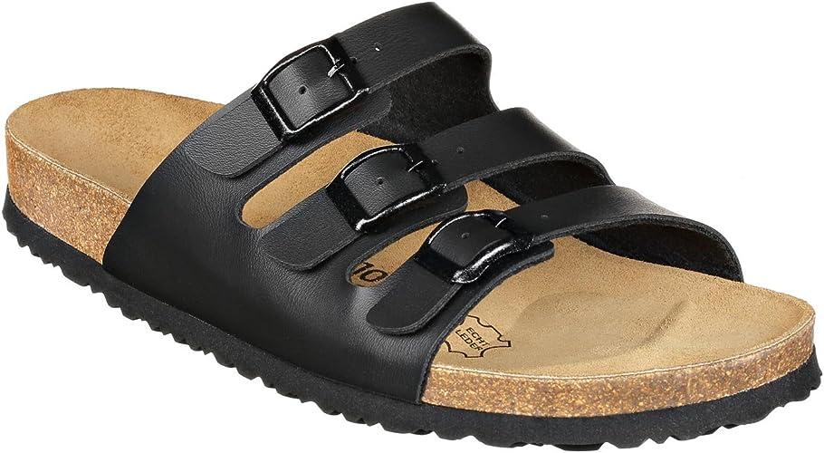 JOE N JOYCE Rome Synsoft Damen Schuhe Sandalen Schlappen