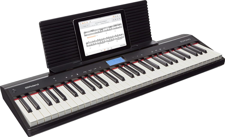 Roland Go-61P Digital Piano - 61 touches: Amazon.es: Instrumentos musicales
