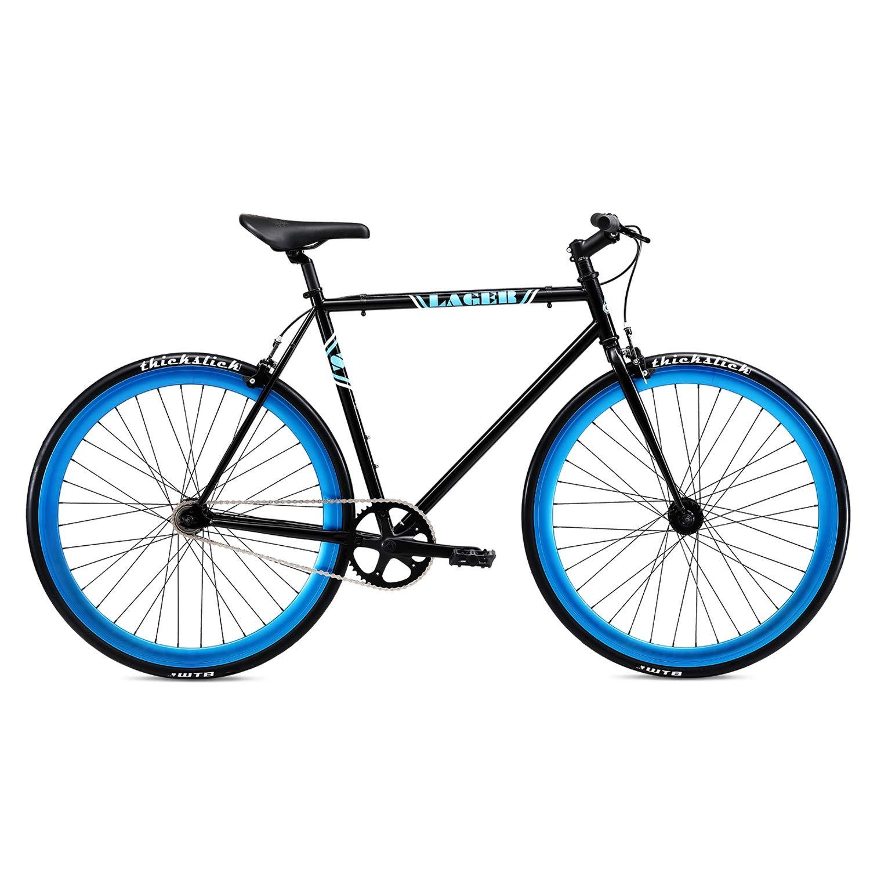 SE Lager City Bike - 2019 B07KBQ9XBH 58|ブラック ブラック 58