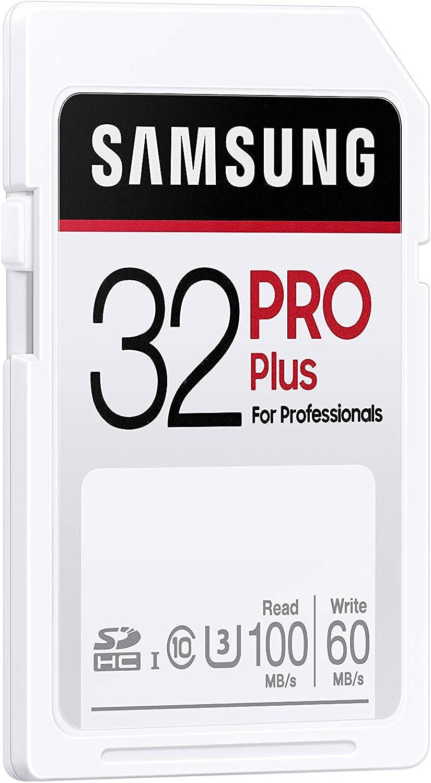 Samsung Pro Plus 32gb Sdhc Uhs I U3 100mb Computer Zubehör