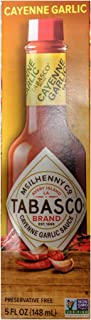product image for Tabasco Cayenne Garlic Sauce, 5 Ounces (12 Packs)