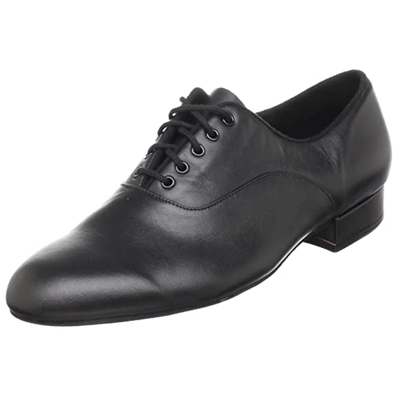 Men's Swing Dance Clothing, Vintage Dance Clothes Bloch Mens Xavier Ballroom Dance Shoe $111.95 AT vintagedancer.com