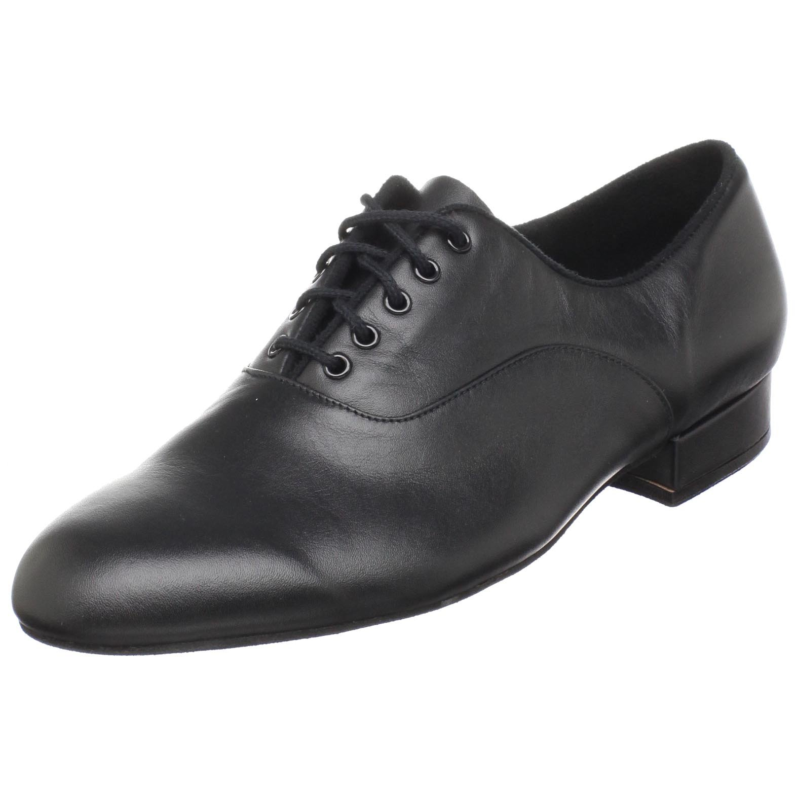 Bloch Men's Xavier Ballroom Dance Shoe, Black, 6 X(Medium) US by Bloch