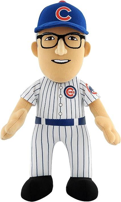 MLB Chicago Cubs Joe Maddon Coach Plush Figure, 10
