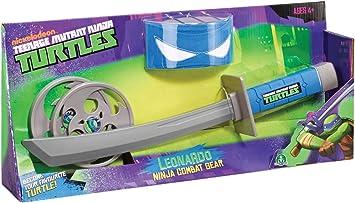 Amazon.com: TMNT Teenage Mutant Ninja Turtles Leonardo Role ...