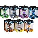 Skylanders Imaginators - 7 Crystal Value Pack