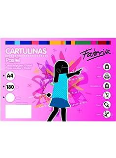 Pack 250 Cartulinas Color Marfil Tamaño A4 180g: Amazon.es: Oficina y papelería