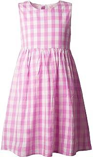 3688a5bcc9 Amazon.com: Girls Striped Dress Vintage Overalls Strap A-line ...