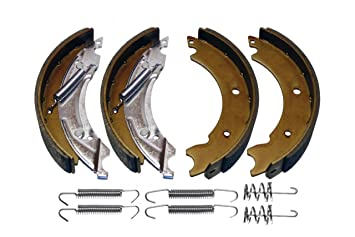 8 Brake Shoe Set for Knott Axle fitted on Ifor Williams Trailers