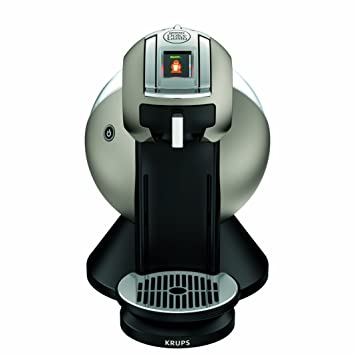 Krups Dolce Gusto Creativa + KP 2609 Máquina de café en cápsulas Gris - Cafetera (Máquina de café en cápsulas, Cápsula de café, 1500 W, Gris): Amazon.es: ...