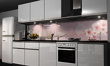 Küchenrückwand Folie selbstklebend Klebefolie Dekofolie Spritzschutz ...
