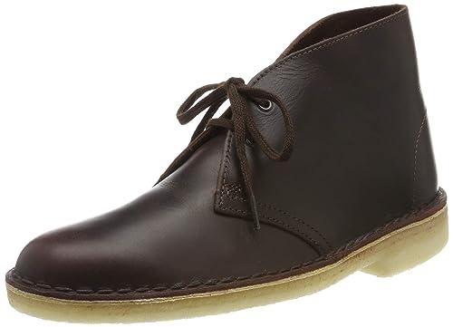 overkommelig pris bedst sælge berømt brand Clarks Desert Boot. Femme