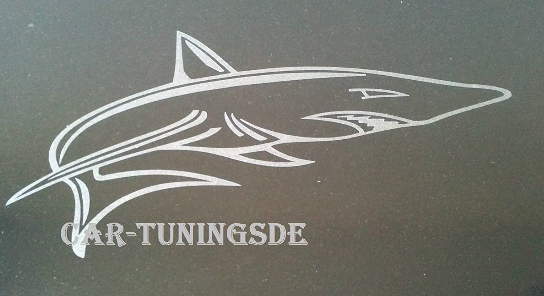 Amazon.es: Foliatec Tattoo Tribal grabado Diseño 14 Tiburón Super ...