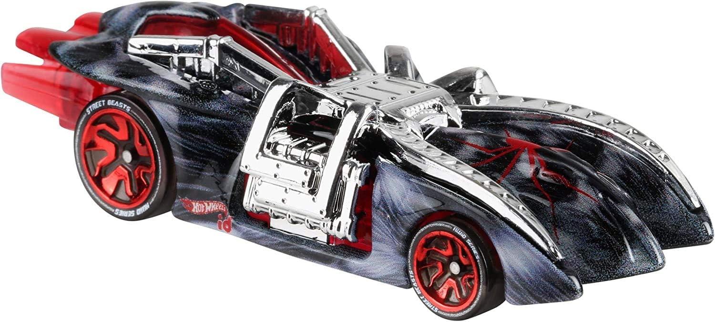 Auto Spielzeug ab 8 Jahren Hot Wheels iD 5er-Set Die-Cast Fahrzeuge 1:64 mit NFC-Chip zum Scannen in der Hot Wheels iD App