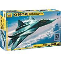 Dragon Models USA 1/72 Sukhoi T-50 Russian Stealth Fighter, New Tool