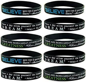 bracelet s wristbands dp com beethoven symphony rubber music beethovens silicone pack amazon bracelets