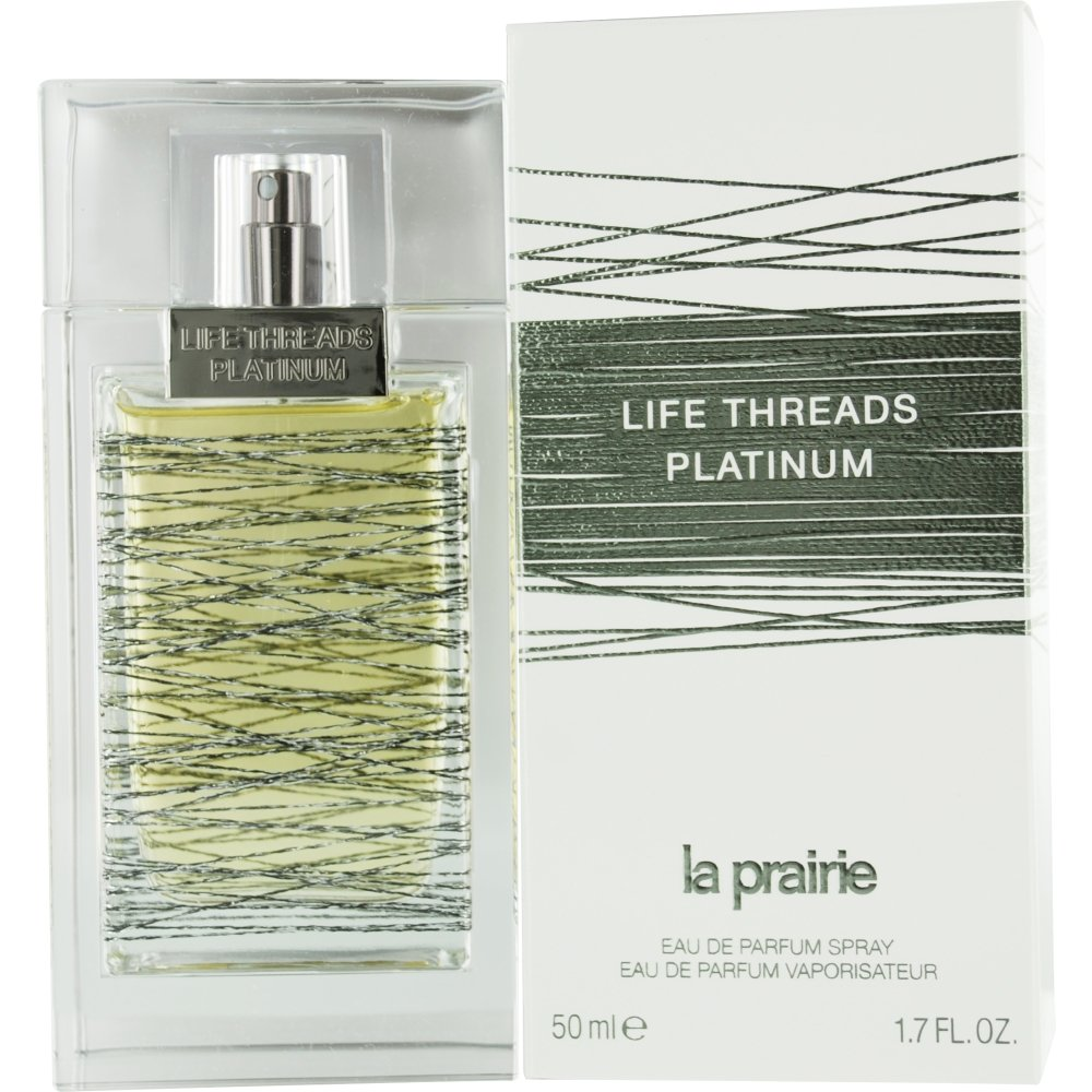 La Prairie Life Threads Platinum Eau de Parfum – 50 ml