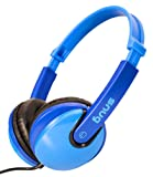 Amazon Price History for:Snug Plug n Play Kids Headphones for Children DJ Style (Blue)