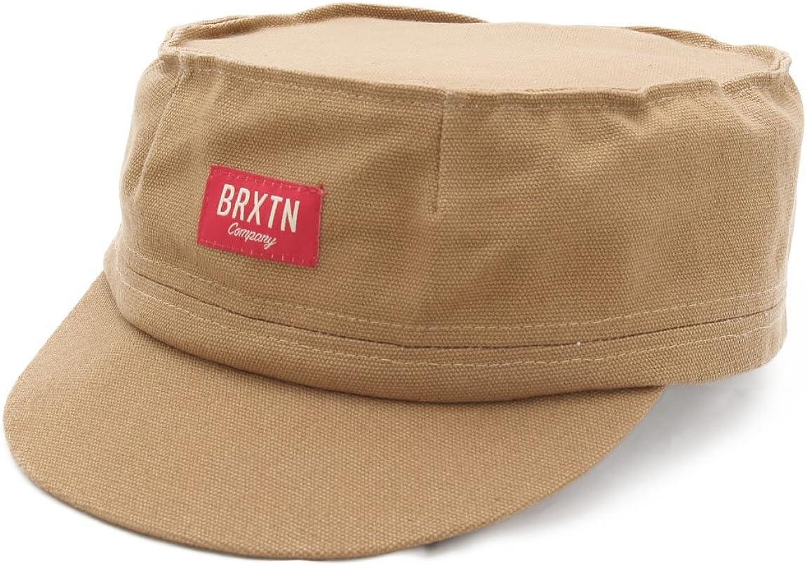 BRIXTON - Gorra Militar Lyall: Amazon.es: Ropa y accesorios
