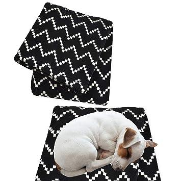 Amazon.com: Manta de forro polar para perro, cama, sofás ...