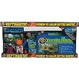 Zoo Med 26341 Reptihabitat Aquatic Turtle Kit