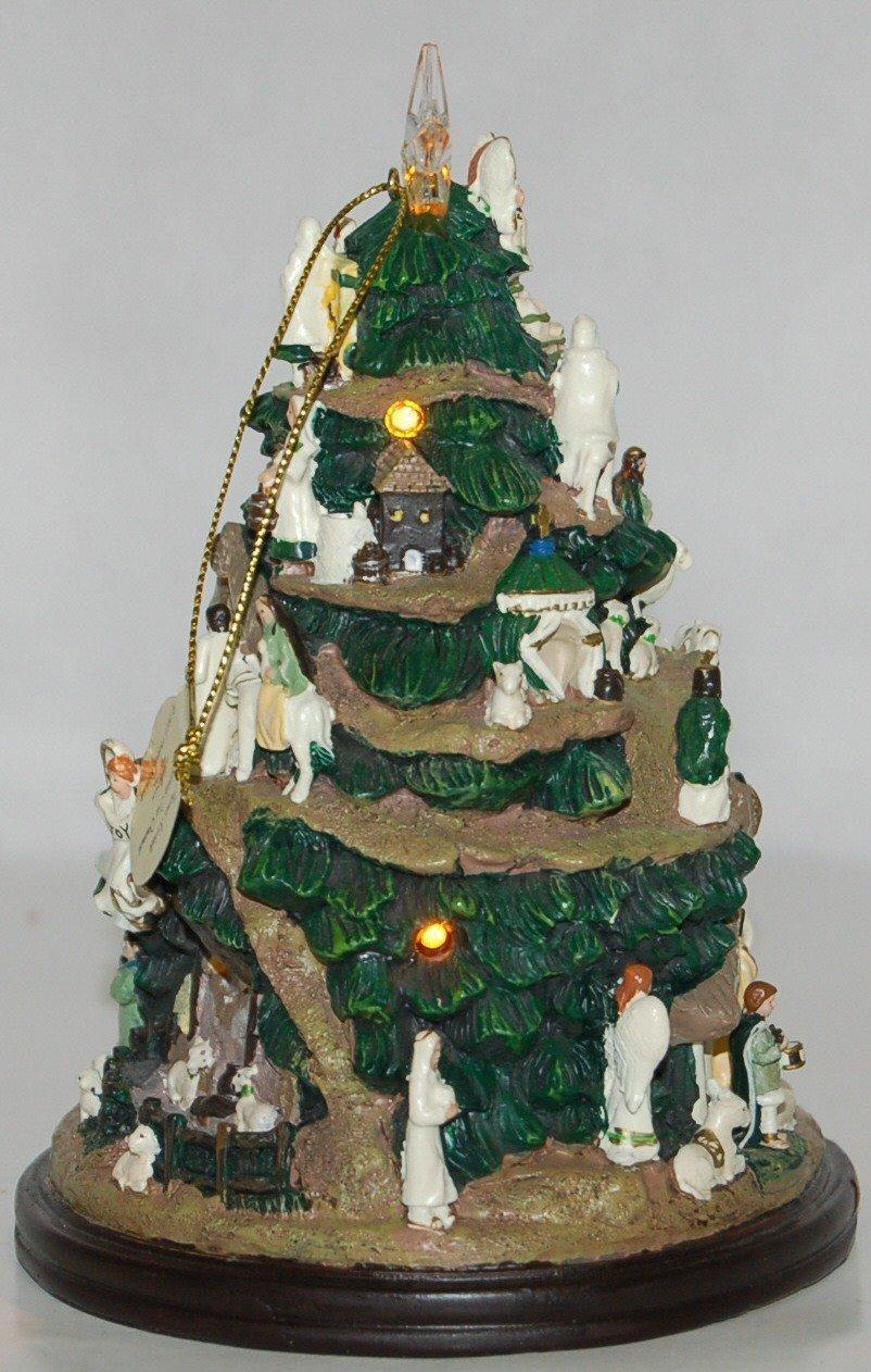 Amazon.com: Thomas Kinkade Irish Nativity Tree Ornament: Home & Kitchen