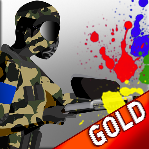Paintball War Zone : The commando tactical action game - Gold Edition
