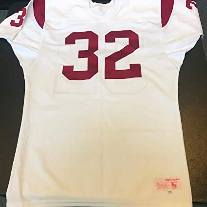 reputable site 4198a ae537 Extraordinary OJ Simpson Signed 1969 USC Game Model Jersey ...