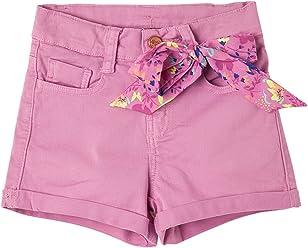 OFFCORSS Toddler Girl Kid Cute Stretch Play Shorts for Summer | Ropa Niña Verano