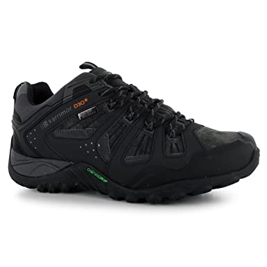 Karrimor Mens Arete Walking Shoes Dynagrip Sole Hiking Outdoor Lace Up  Footwear  Amazon.co.uk  Shoes   Bags f2bd1451dd5